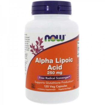 Alpha Lipoic Acid Now