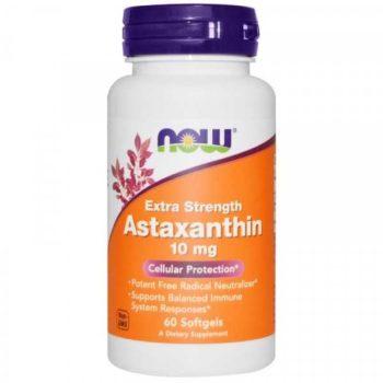 Астаксантин (Astaxanthin)