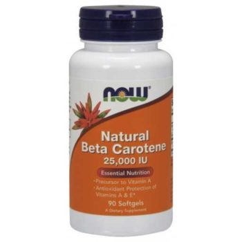 Бета-Каротин (Natural Beta Carotene)