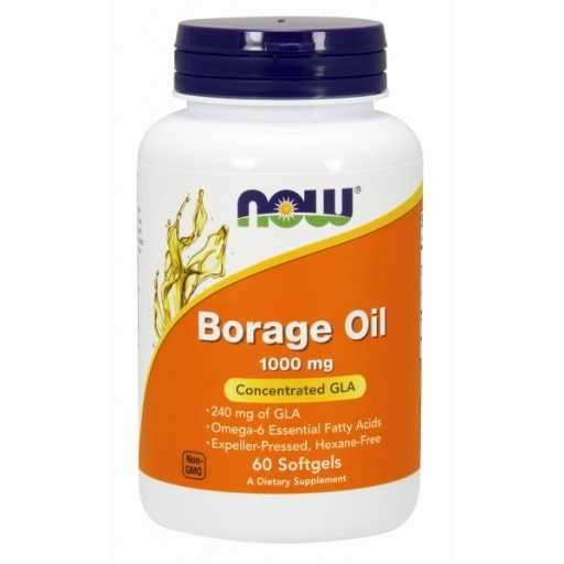 Борадж Ойл (Borage Oil)