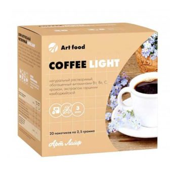 "Кофе Light (""Лайт"") Арт ЛАйф"