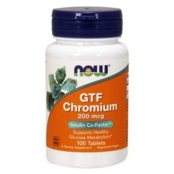 Хром (GTF Chromium)