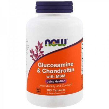 Глюкозамин Хондроитин МСМ (Glucosamin & Chondroitin with MSM)