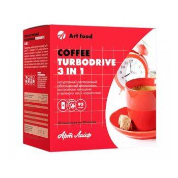 "Кофе Turbodrive 3 in 1 (""Турбодрайв"")"