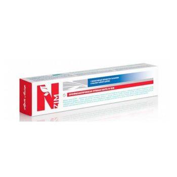 Зубная паста N-zim с маслом чайного дерева коробочка