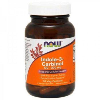 INDOL-3-CARBINOL NOW