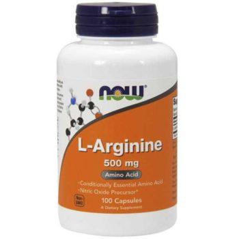 L-ARGININE NOW 100
