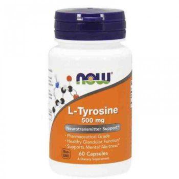 L-Тирозин (L-Tyrosine) Now Foods