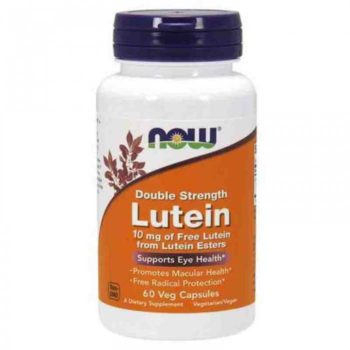 Лютеин (Lutein) Now Foods