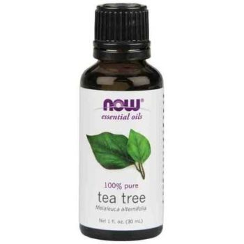 Масло чайного дерева (Tea Tree Oil) Now Foods