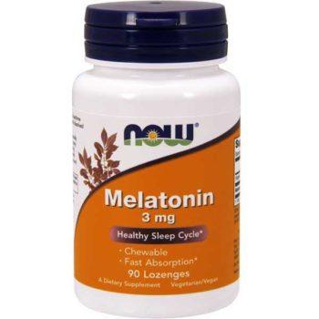 Мелатонин (Melatonin) Now Foods