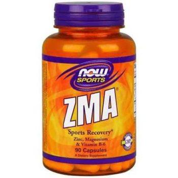 ZMA Минеральный комплекс (ЗМА) Now Foods