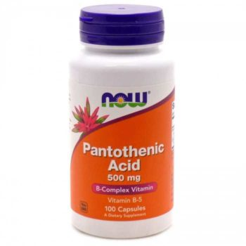 PANTOTHENIC ACID NOW