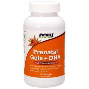Пренатал + DHA (Prenatal + DHA) Now Foods