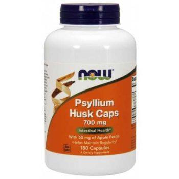 Подорожник и Пектин (Psyllium Husk) Now Foods