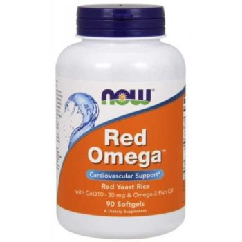 Красная Омега (Red Omega) Now Foods