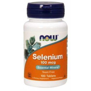 Селен (Selenium) Now Foods