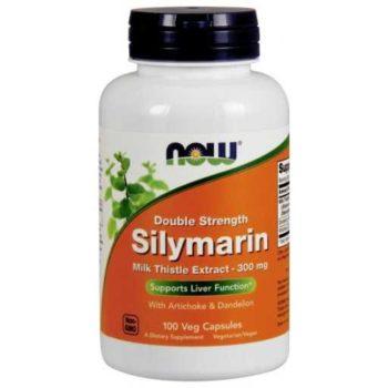 Силимарин (экстракт Расторопши) (Silymarin) Now Foods