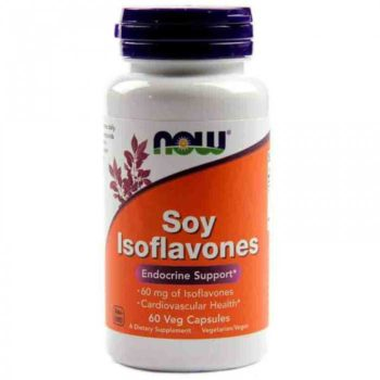 Изофлавоны сои (Soy Isoflavones) Now Foods