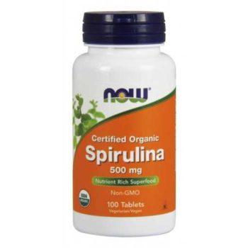 Спирулина (Spirulina) Now Foods