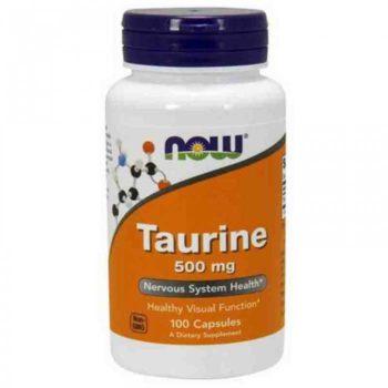 Таурин (Taurine) Now Foods