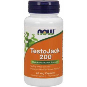 TestoJack 200 (ТестоДжек 200) Now Foods
