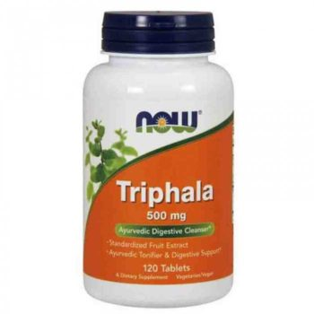 Трифала (Triphala) Now Foods