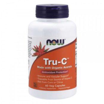 Витамин С (Tru-C BioComplex) Now Foods