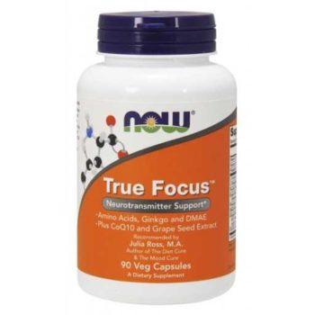 Тру Фокус (True Focus) Now Foods