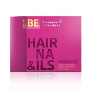 3D Hair & Nails Cube (3Д Хейр анд Нейлс Куб) Siberian Wellness / Сибирское Здоровье