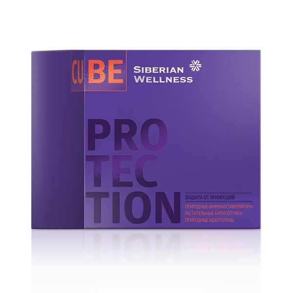 3D Protection Cube (3Д Протекшн Куб) Siberian Wellness / Сибирское Здоровье