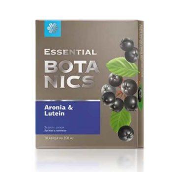 Арония и Лютеин Essential Botanics