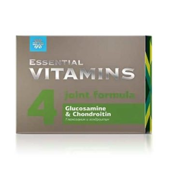 Глюкозамин и хондроитин Essential Vitamins Сибирское Здоровье