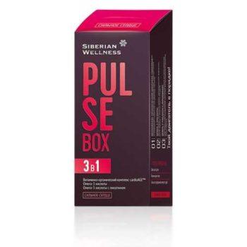 Pulse Box / Пульс Бокс Сибирское здоровье