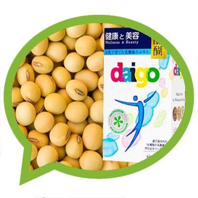 Производство Дайго – усиление лактобактерий соевым молоком